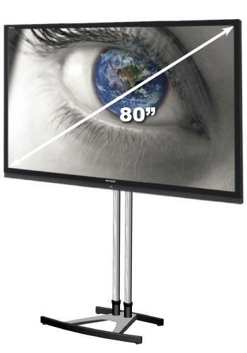80in TV