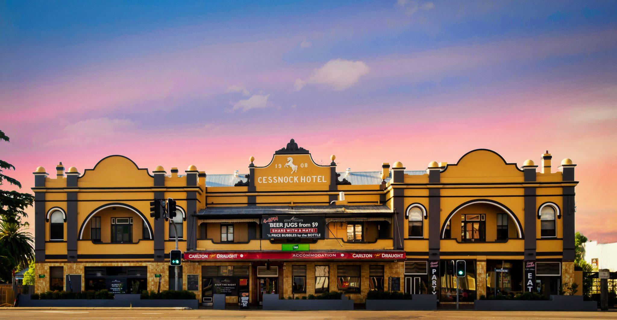 Cessnock Outdoor Cinema Hire